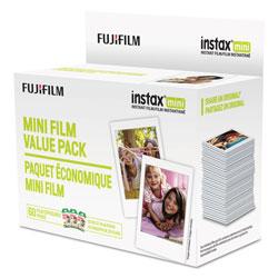 Fuji Instax Mini Film, 800 ASA, 60-Exposure Roll