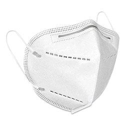 GN1 KN95 Face Mask, 5/Pack, 200 Packs/Carton