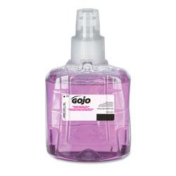Gojo Antibacterial Foam Handwash, Refill, Plum, 1200mL Refill, 2/Carton