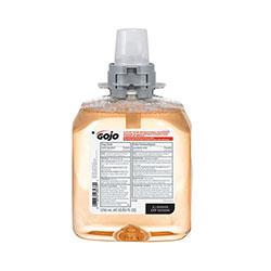 Gojo Luxury Foam Antibacterial Handwash, 1250 mL Refill, Fresh Fruit, 4/Carton