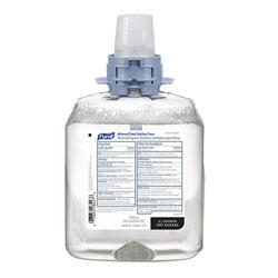 Purell Advanced Hand Sanitizer Foam FMX-12 Refill, 1200 mL, 4/Carton