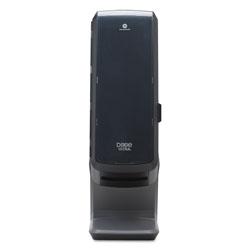 Dixie Ultra Tower Napkin Dispenser, 25.31 in x 10.68 in, Black