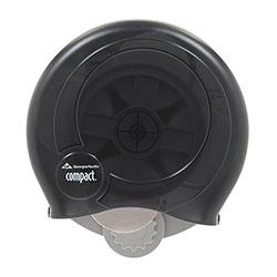 Compact® High Capacity Coreless Four Roll Bathroom Tissue Dispenser (Key Lock)