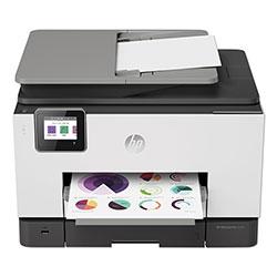 HP OfficeJet Pro 9020 Wireless All-in-One Inkjet Printer, Copy/Fax/Print/Scan