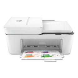 HP DeskJet 4155e Wireless All-in-One Inkjet Printer, Copy/Print/Scan