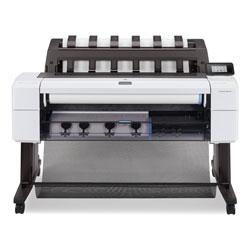 HP DesignJet T1600dr 36 in Wide Format PostScript Inkjet Printer