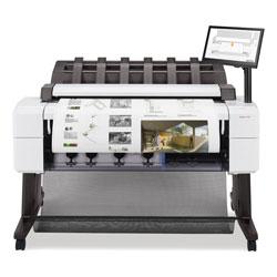 HP DesignJet T2600dr 36 in Wide Format PostScript Multifunction Inkjet Printer