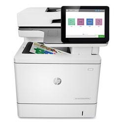 HP LaserJet Enterprise MFP M578f Multifunction Printer, Copy/Fax/Print/Scan