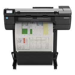 HP DesignJet T830 24 in Multifunction Wide Format Inkjet Printer