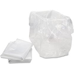 HSM Shredder Bag, f/HSM Models, 13 in x 10 in x 24 in, 100BG/CT, Clear