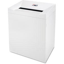 HSM Strip-Cut Shredder, 42 Sheet Cap, 24-2/5 in x 19 in x 35 in, White