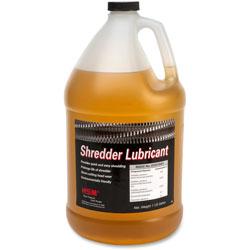 HSM Shredder Lubricant, One Gallon Bottle