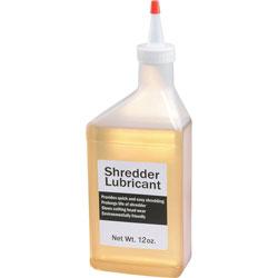 HSM Shredder Oil, 12 oz. Bottle w/Extension Nozzle