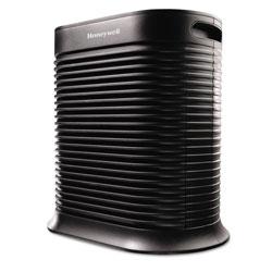 Honeywell True HEPA Air Purifier, 465 sq ft Room Capacity, Black
