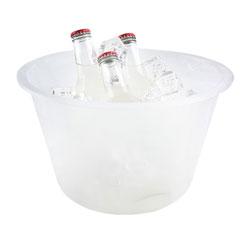 Innovative Designs Ice Bucket, Clear