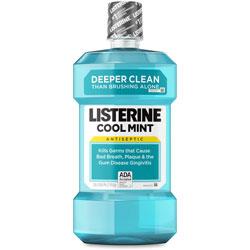 Listerine® Cool Mint Listerine Mouthwash, 1.5L