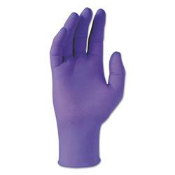 Kimberly-Clark PURPLE NITRILE Gloves, Purple, 242 mm Length, X-Large, 6 mil, 900/Carton