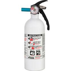 Kidde Safety FX511 Automobile Fire Extinguisher, 5 B:C, 100psi, 14.5h x 3.25 dia, 2lb