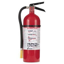 Kidde Safety ProLine Pro 5 Multi-Purpose Dry Chemical Fire Extinguisher, 8.5lb, 3-A, 40-B:C