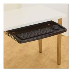 Kensington Underdesk Comfort Keyboard Drawer with SmartFit™ System, Black