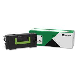 Lexmark 58D1X00 High-Yield Toner, 35000 Page-Yield, Black