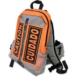 Impact Microfiber Backpack System, Orange/Silver