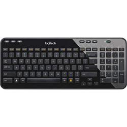 Logitech Wireless Keyboard, Black
