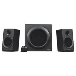 Logitech Z333 Multimedia Speakers, Black