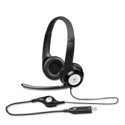 Logitech H390 USB Headset w/Noise-Canceling Microphone