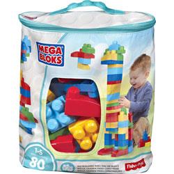 Mega Bloks Mega Bloks First builders Big Building Bag, Age 1-5, MI