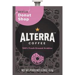 Mars Drinks Alterra Donut Shop Blend Med/Balanced Coffee, 100/CT, BK