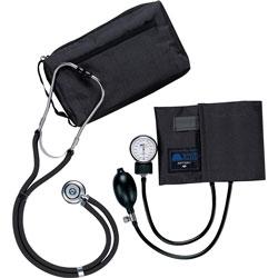 Medline Rappaport Combination Kit, Black