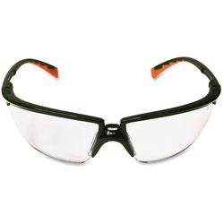 3M Privo Safety Glass, Orange/Black
