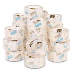 Scotch™ 3850 Heavy-Duty Packaging Tape, 3 in Core, 1.88 in x 54.6 yds, Clear, 36/Carton