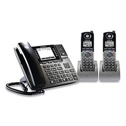 Motorola Unison 1-4 Line Wireless Phone System Bundle, 2 Additional Cordless Handsets
