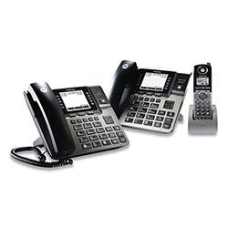 Motorola Unison 1-4 Line Wireless Phone System Bundle, with 1 Deskphone, 1 Cordless Handset