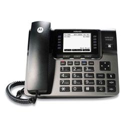 Motorola Unison 1–4 Line Corded/Cordless System, Cordless Desk Phone
