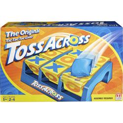 Mattel Toss Across Game, 14-1/2 inWx16-1/2 inLx5 inH, Multi