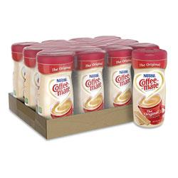Coffee-Mate® Non-Dairy Powdered Creamer, Original, 11 oz Canister, 12/Carton