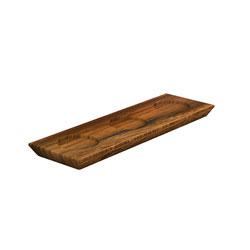 Bauscher Hepp Playground Acacia Narrow Serving Board, 12.6x4.3 in