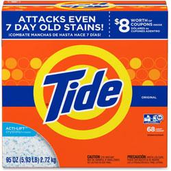 Tide Powder Laundry Detergent, 5.93lbs, Orange