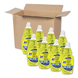 Joy Dishwashing Liquid, 38 oz Bottle, 8/Carton