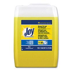 Joy Dishwashing Liquid, Lemon, Five Gallon Cube