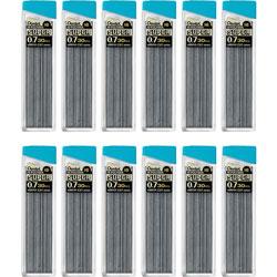 Pentel Hi-Polymer Lead, 0.7 mm, Medium, 360/BX, HB/Black