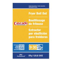 Cascade Professional Fryer Boil Out, 85 oz. Bottle, 6/Case
