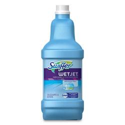 Swiffer Wet Jet Multi-Purpose System Refill, With Dawn, 1.25 Liter Bottle, 4/Case