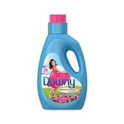 Downy Liquid Fabric Softener, April Fresh, 39 Loads, 64 oz Bottle