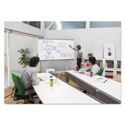 Plus Corporation of America M-18W Electronic Copyboard, 78w x 40h