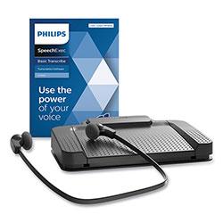 Philips LFH7177 SpeechExec Digital Transcription Kit