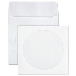 Quality Park CD/DVD Sleeves, 100/Box